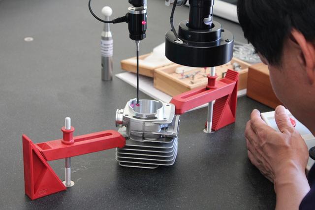 CMM+CCD Measurement