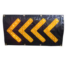LED Chevron Sign Product Photo