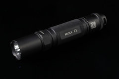 Mini High Power Rechargeable LED Flashlight Product Photo