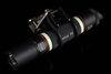 Mini High Power Fire Rescue LED Flashlight